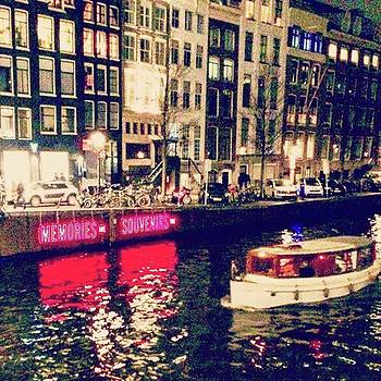 Memories Are Souvenirs Too.. #amsterdam by Marco Capo