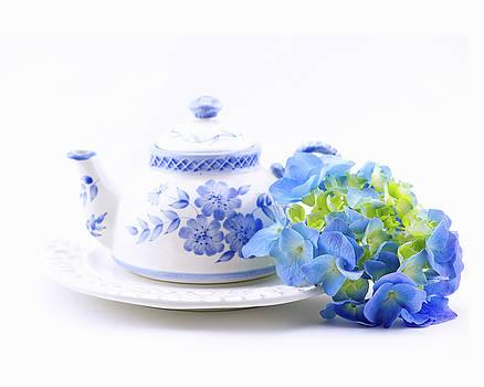 Memories in Blue by Nancy Kirkpatrick