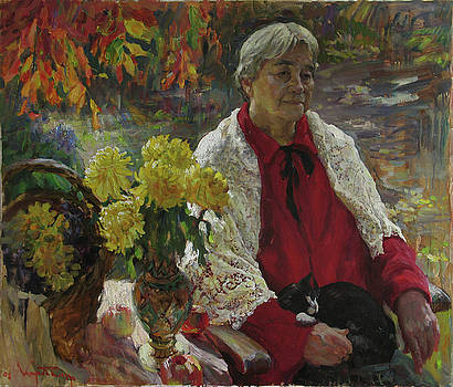 Memories by Korobkin Anatoly