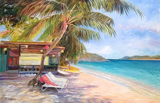 Memories of Coki Beach by Nancy Isbell