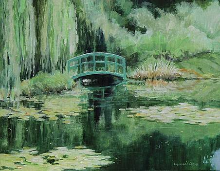 Memories of Giverny by Maralyn Miller