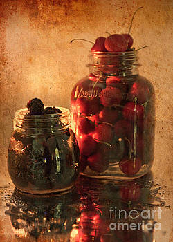 Memories of Jams, Preserves and Jellies  by Sherry Hallemeier