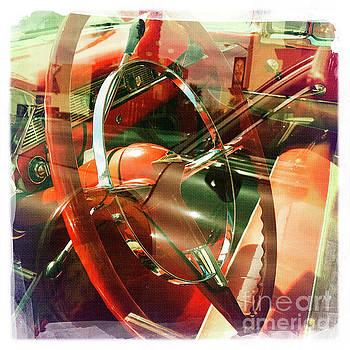 Memories of my Chevrolet Bel Air by Nina Prommer