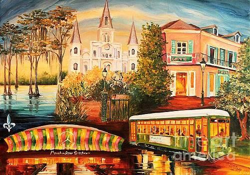 Memories of New Orleans by Diane Millsap