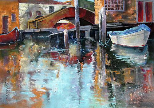 Memories Of Venice by Rae Andrews