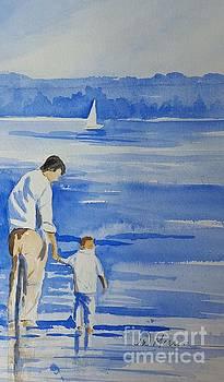 Memories on Lake Lanier by Jill Morris