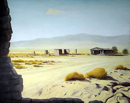Memories Only Ballerat Calfornia by Evelyne Boynton Grierson