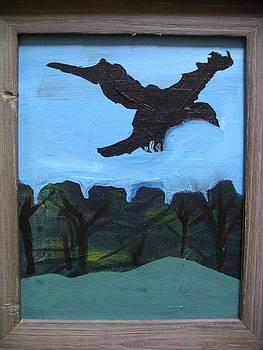 Memory Flight 2 by Karen Geiger