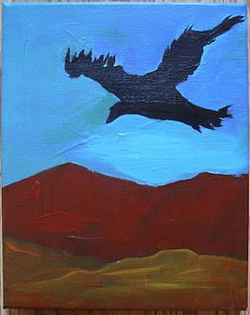 Memory Flight 4 by Karen Geiger