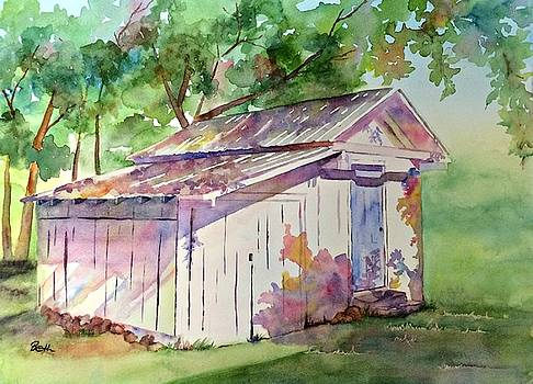 Memory Shed by Beth Fontenot