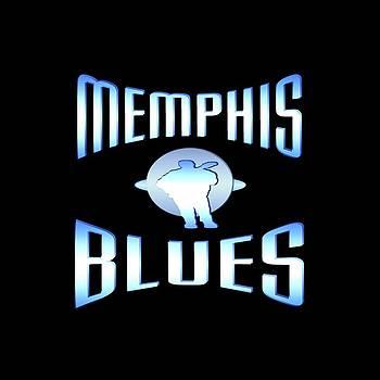 Art America Gallery Peter Potter - Memphis Blues Music Design