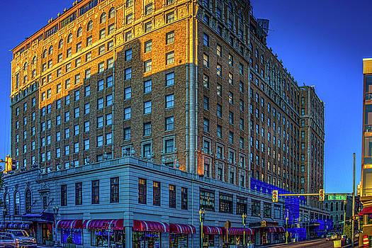 Memphis Peabody Hotel by Barry Jones