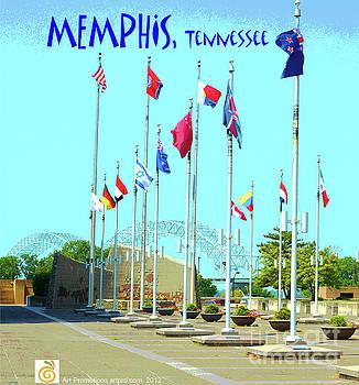 Memphis Today by Karen Francis