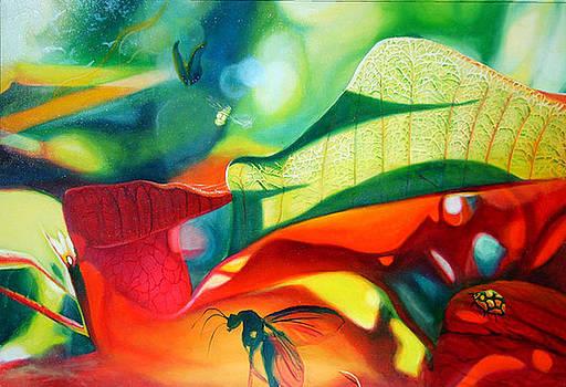 Menagerie by Leonard Aitken