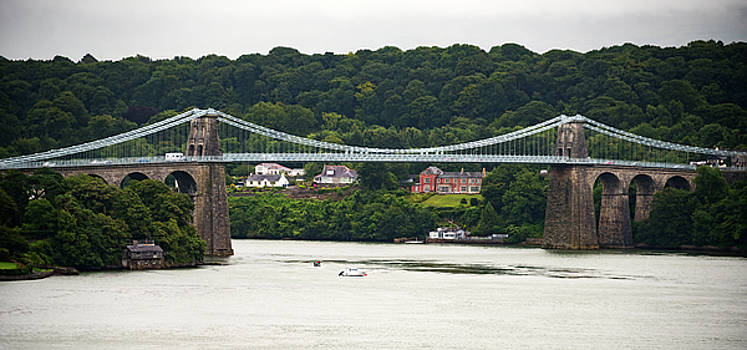 Svetlana Sewell - Menai Bridge