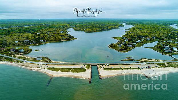 Menauhant Beach by Michael Hughes
