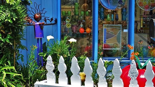 Lisa Dunn - Mendocino Art Center