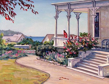 Mendocino Spring by Robert Gerdes