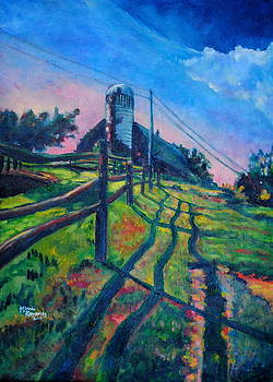 Mennonite Barn-sold  by Mirinda Reynolds