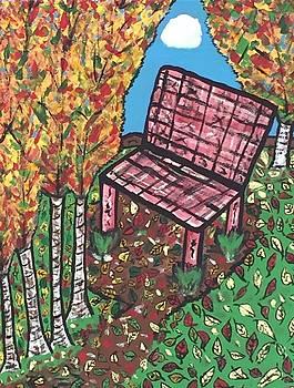 Menominee Autumn by Jonathon Hansen