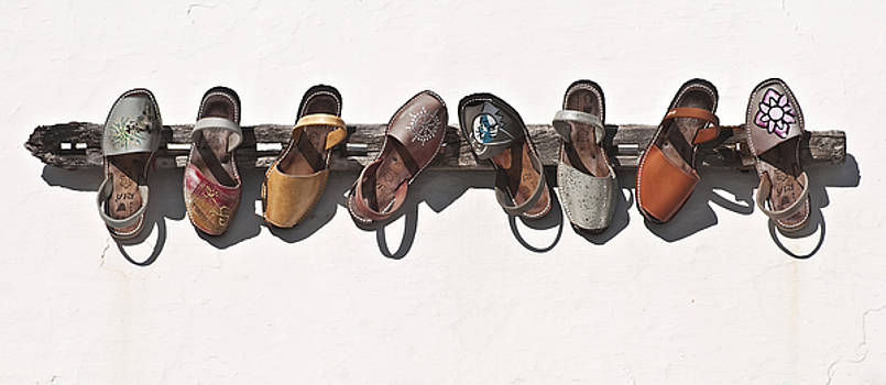 Pedro Cardona Llambias - menorca shoes avarcas