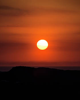 Menorca Sunset by Scott Masterton