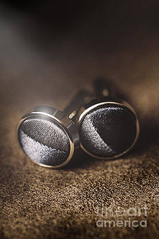 Mens formalwear cufflinks by Jorgo Photography - Wall Art Gallery