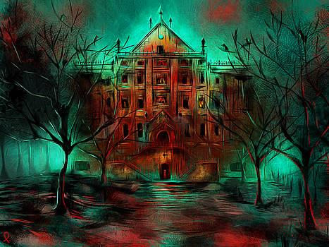 Mental Hospital by Patricia C Bernhard