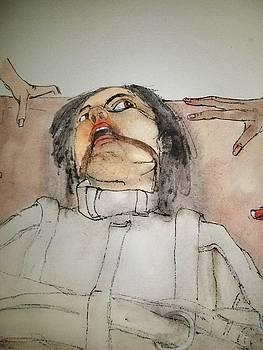 Mental illness hurts album detail by Debbi Saccomanno Chan