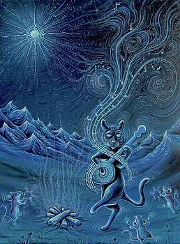 Meowtains of the Moon by Jim Figora