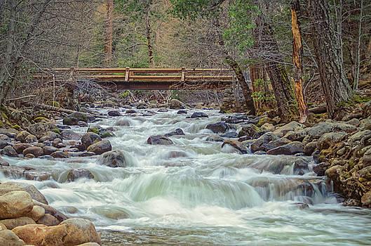 Tony Crehan - Merced River at Happy Isle - Yosemite Valley