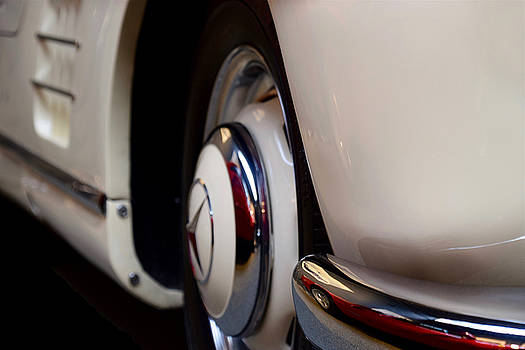 Mercedes Benz 300 SL Front Corner Profile by ISAW Gallery