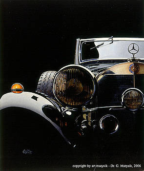 Mercedes Benz by Gerd Matysik