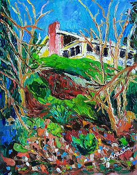 Allen Forrest - Mercer Island House on Hill