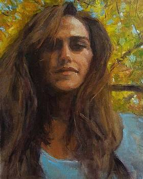 Meredith in Autumn by Brian Kardell