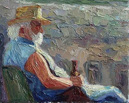 Meriggiare Pallido Assorto by Ciro  DAlessio