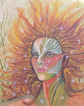 Mermaid by Anne Buffington