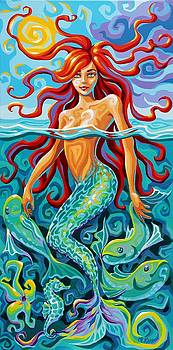 Mermaid by Christine Karron