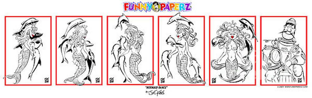 Mermaid Dance by Joe King