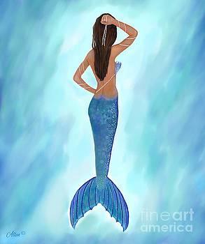 Mermaid Diamond by Leslie Allen