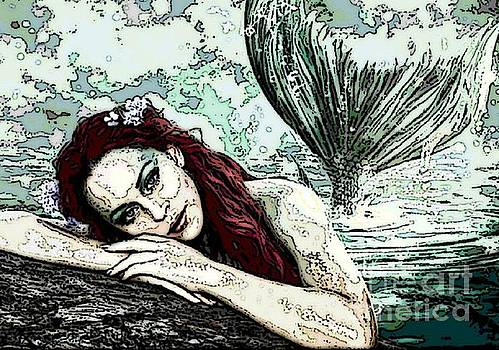 Mermaid Dreaming by Valarie Pacheco