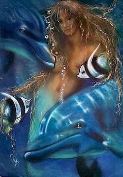 Mermaid by Elizabeth Silk