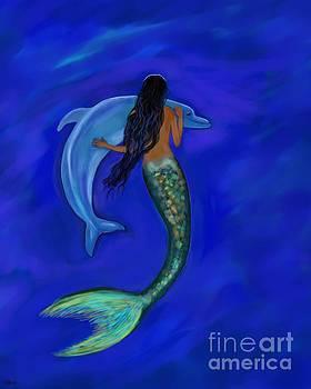 Mermaid Friendship by Leslie Allen