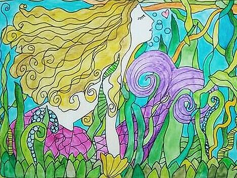 Mermaid Heart by Coni Brown