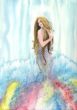 Mermaid in the Mist by Kim Whitton