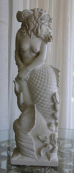 Jacqueline Del  Fonso - Mermaid