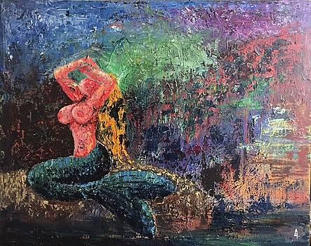 Mermaid by Maria Iurescia