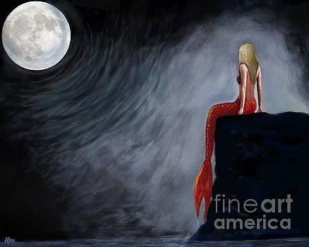 Mermaid Moon Magic by Leslie Allen