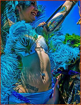 Chris Lord - Mermaid Parade Participant