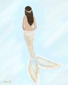 Mermaid Pearl by Leslie Allen